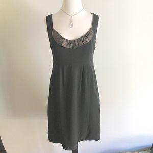 Moulinette Soeurs Black Shift  Dress Size 4